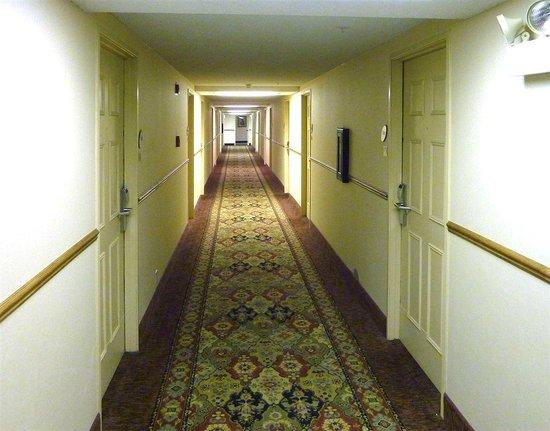 La Quinta Inn Casper : Hallway