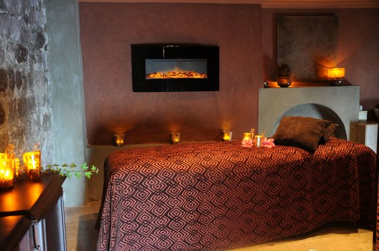 Boutique Hotel Mansion del Angel: Spa