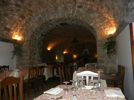Ristorante Santa Croce Al Picco: Dining Room