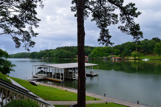 Long Island Lake Resort : From you balcony