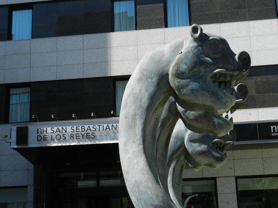 NH San Sebastian de los Reyes : entrada