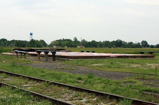Tutwiler Train Depot Site