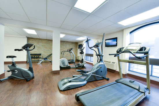 New fitness room picture of victoria inn winnipeg