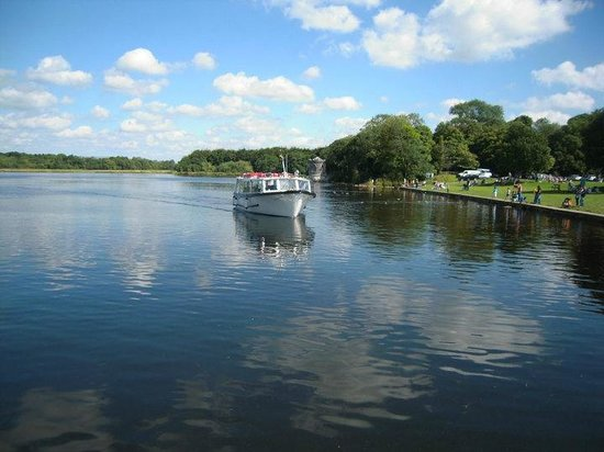 Lough Key Boats