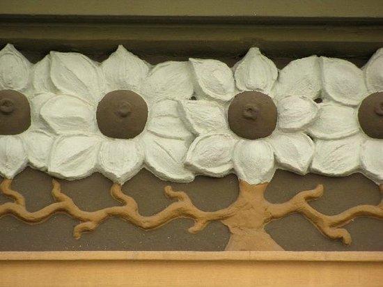 Sonnenblumenhaus : detail