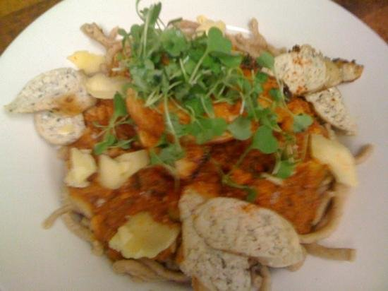 Bertrand's Bistro: pasta