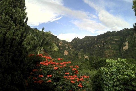 Hotel Amatlan de Quetzalcoatl: Tepozteco