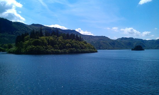 Easedale House: Derwent Lake