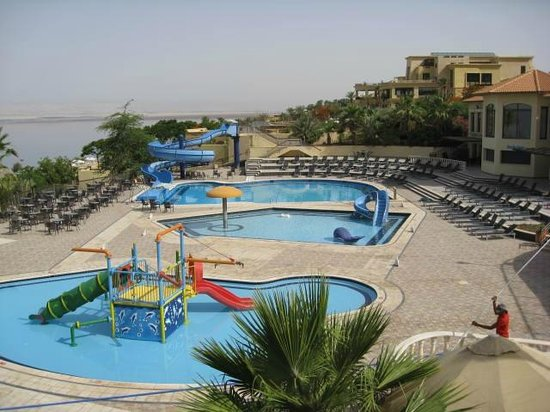 Jordan Valley Marriott Resort & Spa: good service in hotel and perssonal