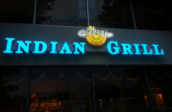 Silver Coin Indian Grill