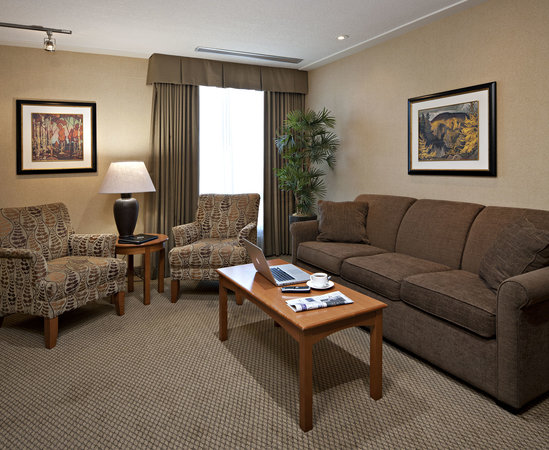 Carriage House Inn : Executive Suite