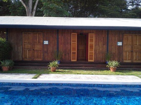 Blue Osa Yoga Retreat and Spa : Spa/Pool