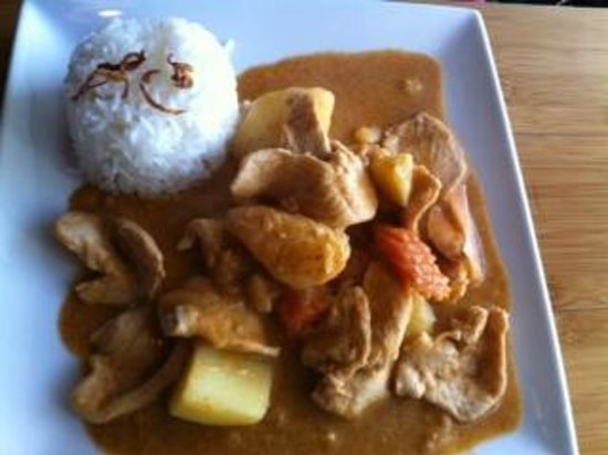 Port of Siam at Newhaven: Chicken