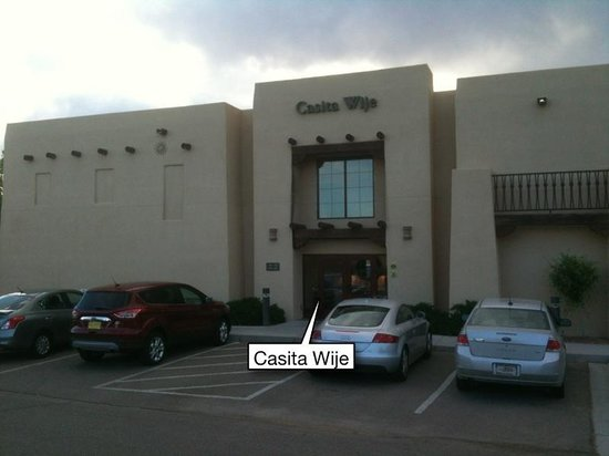 Homewood Suites Santa Fe: casita wije