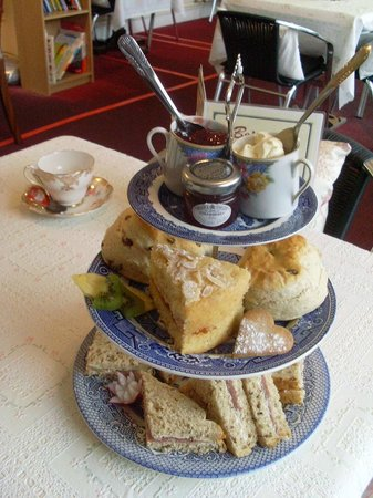 Babbini's Tearoom/Restaurant: High Teas from £12.95 for 2 People