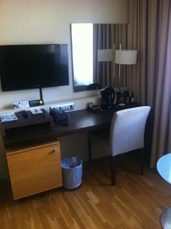 ProfilHotels Hotel Riddargatan: Einzelzimmer