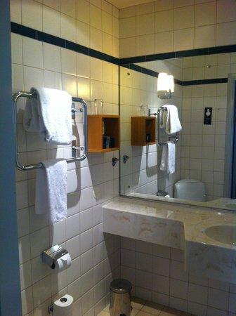 ProfilHotels Hotel Riddargatan: Bad
