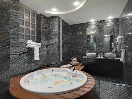 Aranwa Cusco Boutique Hotel: Baño concepto Spa