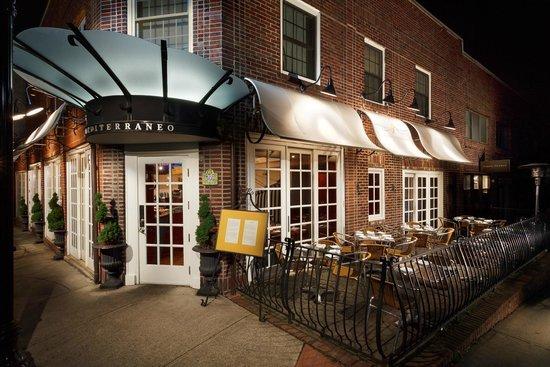 Mediterraneo Restaurant Greenwich Ct Menu