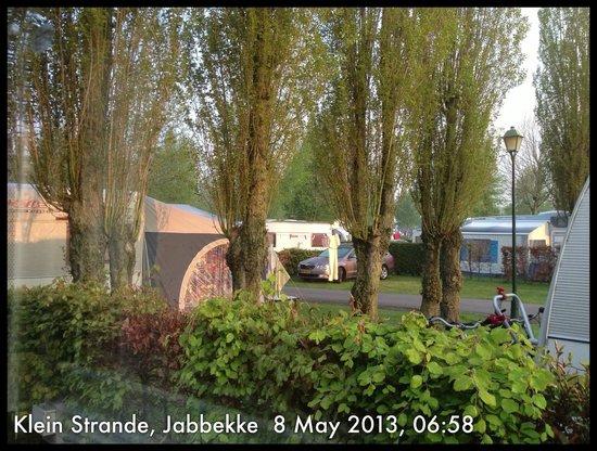 Klein Strand : Morning view 1