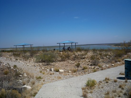 Carlsbad, NM: Picnic area