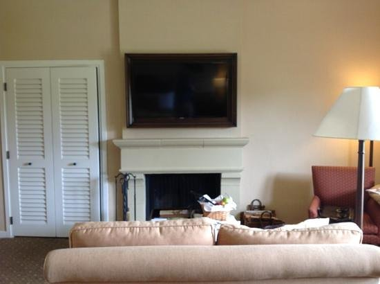 The Lodge at Pebble Beach: Add a caption