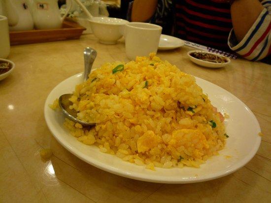Jingding Xiaoguan: Fried rice