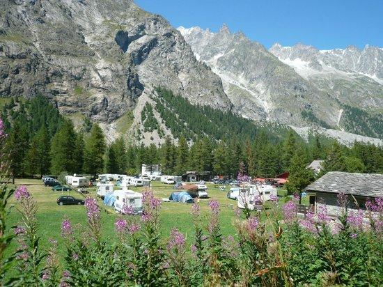 Camping Aiguille Noire