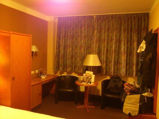 Hotel Horner Eiche: Room view