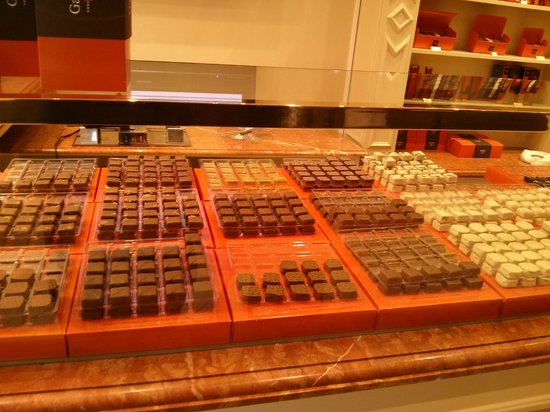 Galler Chocolatier: Samples