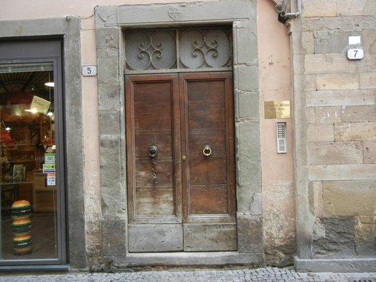 B&B L'Antica Bifore : Enter here