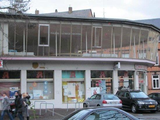 Glaeserne Pavillon