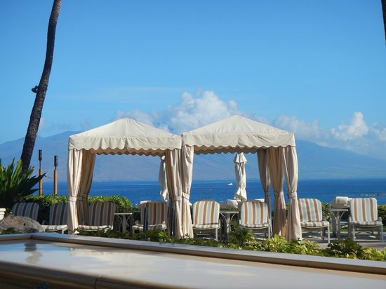 Four Seasons Resort Maui at Wailea: View from DUO breakfast