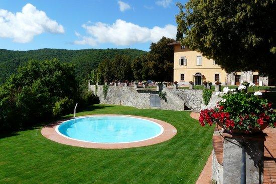 Hotel Villa Campomaggio Resort & Spa: Luogo stupendo