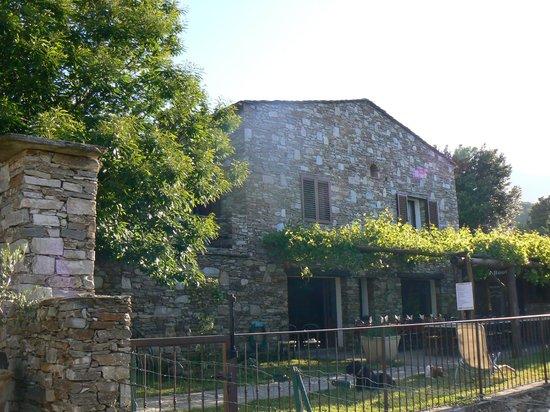 U San Martinu: la terrasse