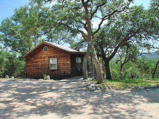 log cabins per night very romantic picture of hill country rh tripadvisor com