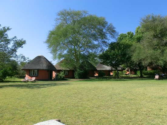 Mohlabetsi Safari Lodge: le camere