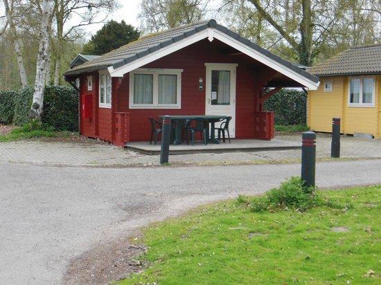 Camping Hostel Amsterdamse Bos: Cabin