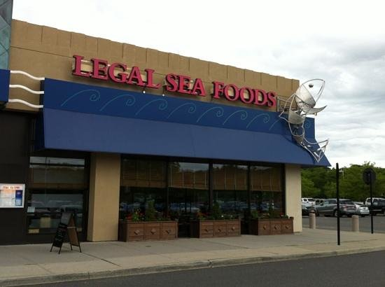 Legal Sea Foods - Huntington: Freshest Seafood out there!