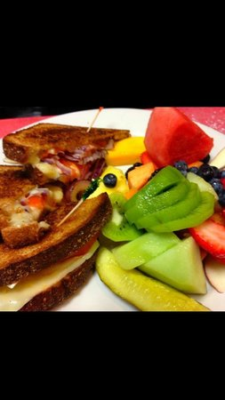 Ball Square Cafe: Another tasty meal