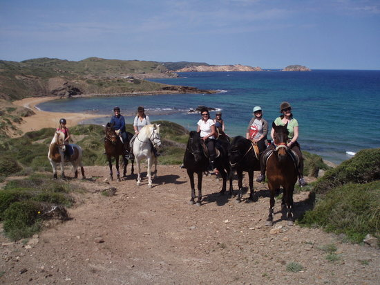 Menorca Horse Riding