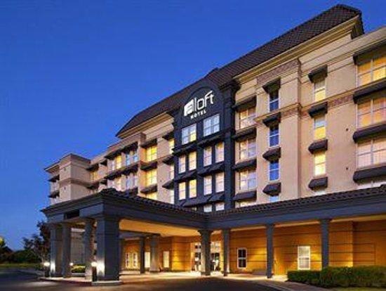 Aloft Silicon Valley : Hotel Exterior