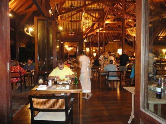 Conrad Bora Bora Nui: Iriatai Restaurant