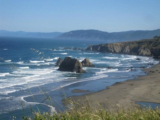 Redwood National Park, Kalifornien: Northern California Coastline