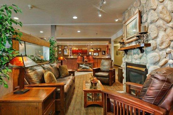 Super 8 Grangeville: Lobby