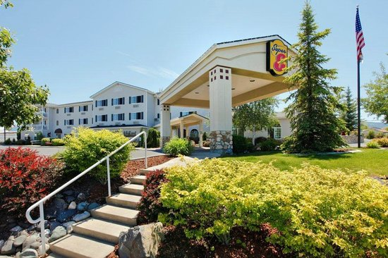 Super 8 Grangeville: Super 8 Motel Grangeville - Exterior