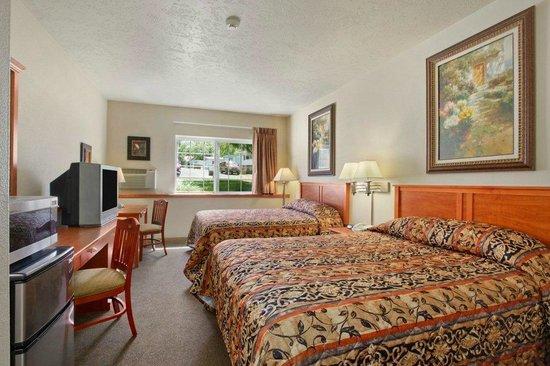 Super 8 Grangeville: Room