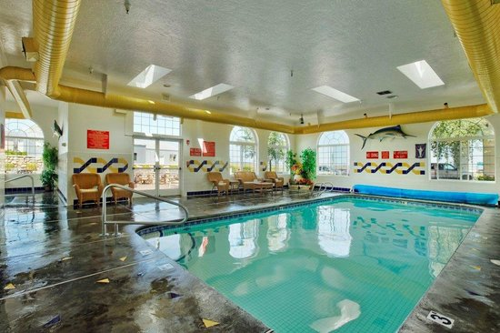 Super 8 Grangeville: Indoor heated swimming pol