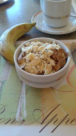 Renaissance Tel Aviv Hotel: Healthy breakfast!