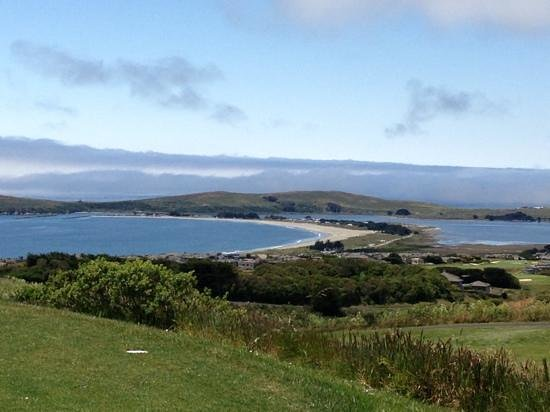 The Links at Bodega Harbour : what a view!